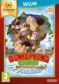Wii U Donkey Kong Country Tropical Freeze (Nintendo Selects) [Nieuw]