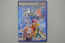 Ps2 Wild Arms 4