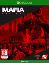 Xbox Mafia Trilogy (Xbox One) [Nieuw]