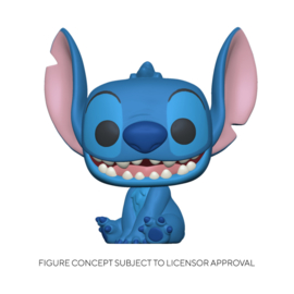 Disney Lilo & Stitch Funko Pop - Smiling Seated Stitch [Pre-Order]