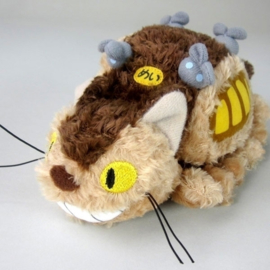 My Neighbor Totoro Cat Bus Pluche 26cm - Studio Ghibli [Nieuw]