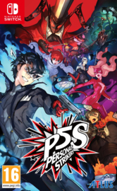Switch Persona 5 Strikers Limited Edition [Pre-Order]