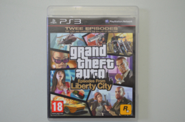 Ps3 Grand Theft Auto IV Episodes from Liberty City