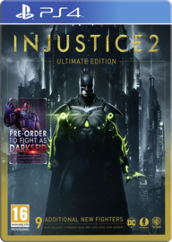 Ps4 Injustice 2 Ultimate Edition [Nieuw]