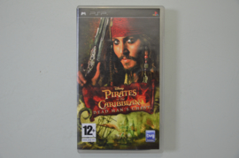 PSP Disney Pirates of the Caribbean Dead Man's Chest
