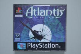 Ps1 Atlantis The Lost Tales