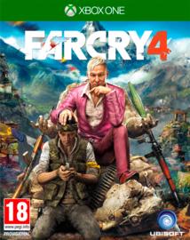 Xbox Far Cry 4 (Xbox One)  [Nieuw]