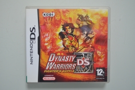 DS Dynasty Warriors DS Fighter's Battle