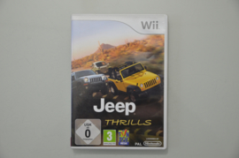 Wii Jeep Thrills