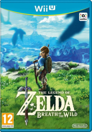 Wii U The Legend of Zelda Breath of the Wild [Nieuw]