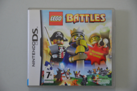 DS Lego Battles