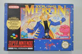 SNES Young Merlin [Compleet]