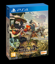 Ps4 Sakuna Of Rice And Ruin Golden Harvest Limited Edition [Nieuw]
