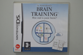DS Brain Training Hoe Oud is jouw brein (Dr. Kawashima's Brain Training)