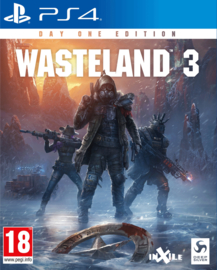 Ps4 Wasteland 3 Day One Edition [Pre-Order]