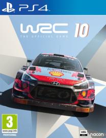 Ps4 WRC 10 [Pre-Order]