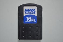 Playstation 2 Memory Card (16MB) - Max Memory