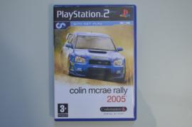 Ps2 Colin McRae Rally 2005
