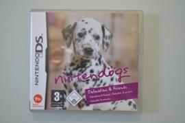 DS Nintendogs Dalmatian & Friends
