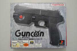Playstation GunCon NPC-103 Zwart - Namco [Compleet]