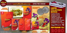Switch Shantae Collector's Edition # [Pre-Order]
