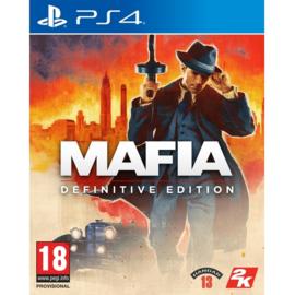 Ps4 Mafia Definitive Edition [Pre-Order]