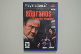 Ps2 The Sopranos Road to Respect