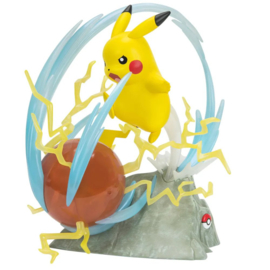 Pokemon Figure Pikachu Light Up Deluxe Pokemon 25th Anniversary - Boti [Pre-Order]