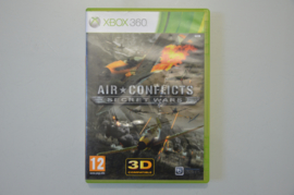 Xbox 360 Air Conflicts Secret Wars
