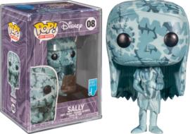 Disney Artist Series The Nightmare Before Christmas Funko Pop Sally #08 [Pre-Order]