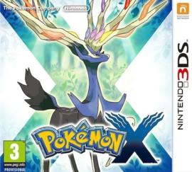 3DS Pokemon X [Nieuw]