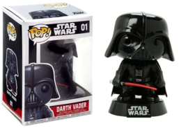Star Wars Funko Pop Darth Vader #01 [Nieuw]