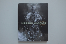 Ps3 Call of Duty Modern Warfare 2 [Steelbook]