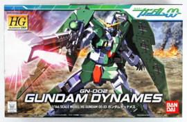 Gundam Model Kit HG 1/144 Arios Gundam Dynames GN-002 - Bandai [Nieuw]