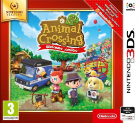 3DS Animal Crossing New Leaf (Nintendo Selects) [Nieuw]