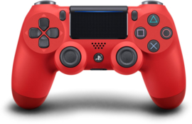 Playstation 4 Controller Wireless Dualshock V2 (Magma Red) - Sony [Nieuw]