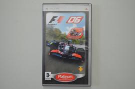 PSP Formula 1 2006 (Platinum)