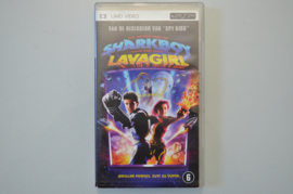 PSP UMD Movie The Adventures of Sharkboy and Lavagirl