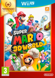 Wii U Super Mario 3D World (Nintendo Selects) [Nieuw]