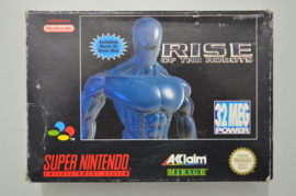 SNES Rise of the Robots [Compleet]