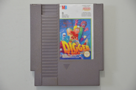 NES Digger T-Rock The Legend of the Lost City