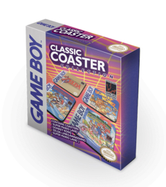 Nintendo Onderzetters / Classic Coaster Collection - GBEye