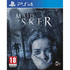 Ps4 Maid Of Sker [Pre-Order]