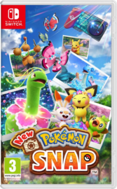 Switch New Pokemon Snap [Pre-Order]