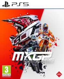 PS5 MXGP 2020 The Official Motorcross videogame [Nieuw]