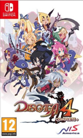 Switch Disgaea 4 Complete+ A Promise of Sardines Edition [Nieuw]