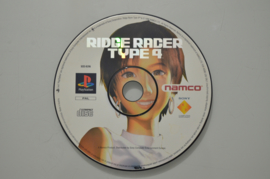 Ps1 Ridge Racer Type 4 [Losse CD]
