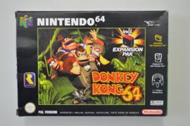 N64 Donkey Kong 64 [Compleet]