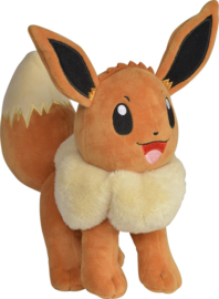 Pokemon Pluche Eevee - Wicked Cool Toys [Nieuw]