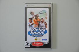 PSP Virtua Tennis World Tour